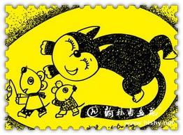 儿童画-儿童美术-少儿书画作品-教学范图